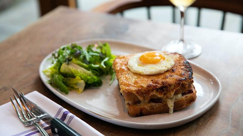 Mrs. Crunchy, a Sublime Sandwich