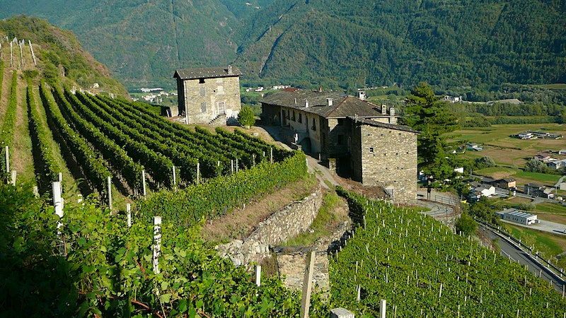 Alphabetical Guide to Valtellina
