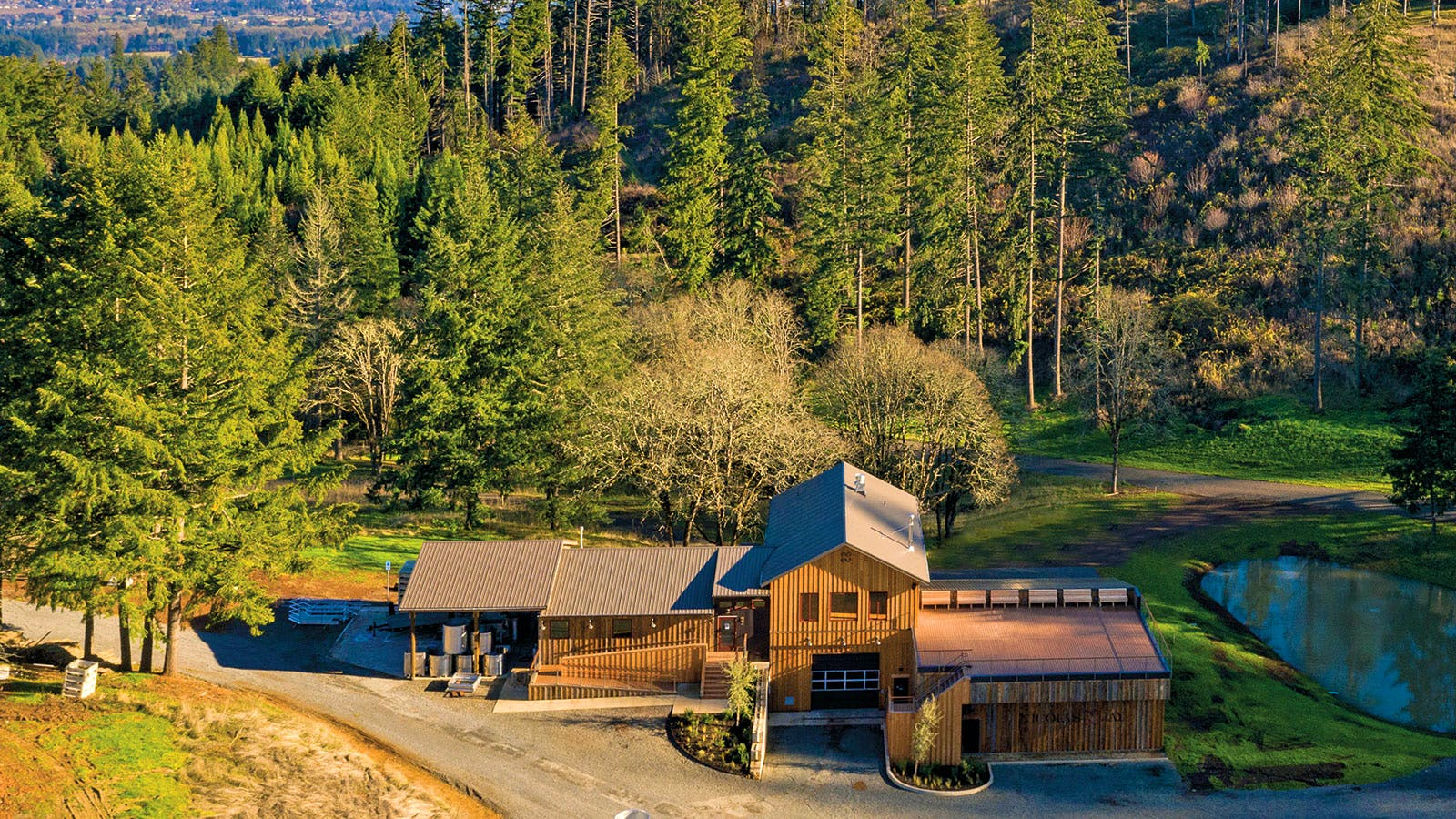 Oregon's Long-Lived Pinot Noirs