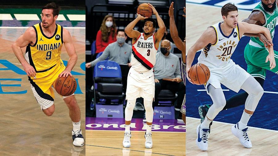 California Pinot Noir is the star for wine-loving NBA players T.J. McConnell, CJ McCollum and Doug McDermott.