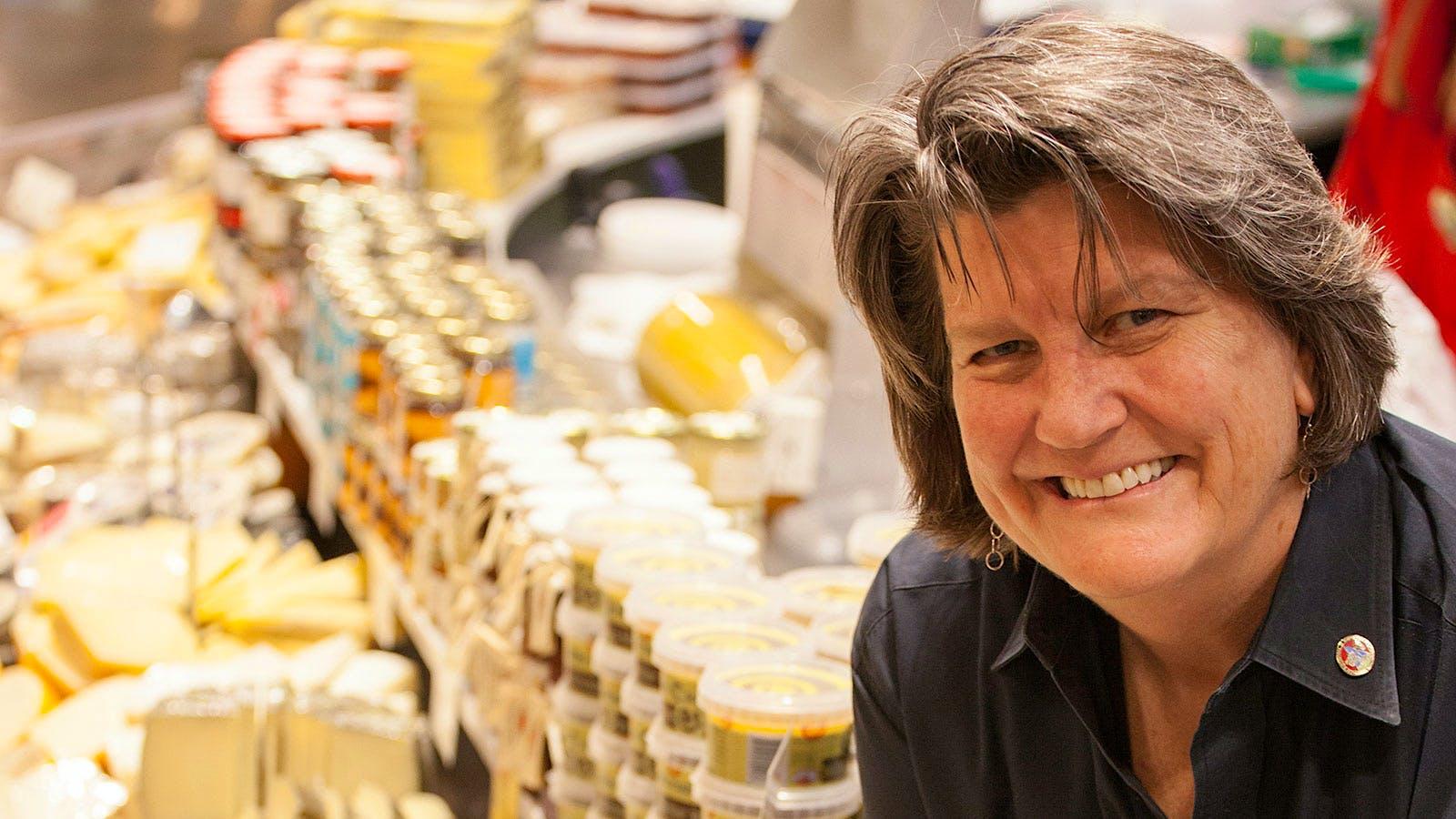 A National Cheesemonger