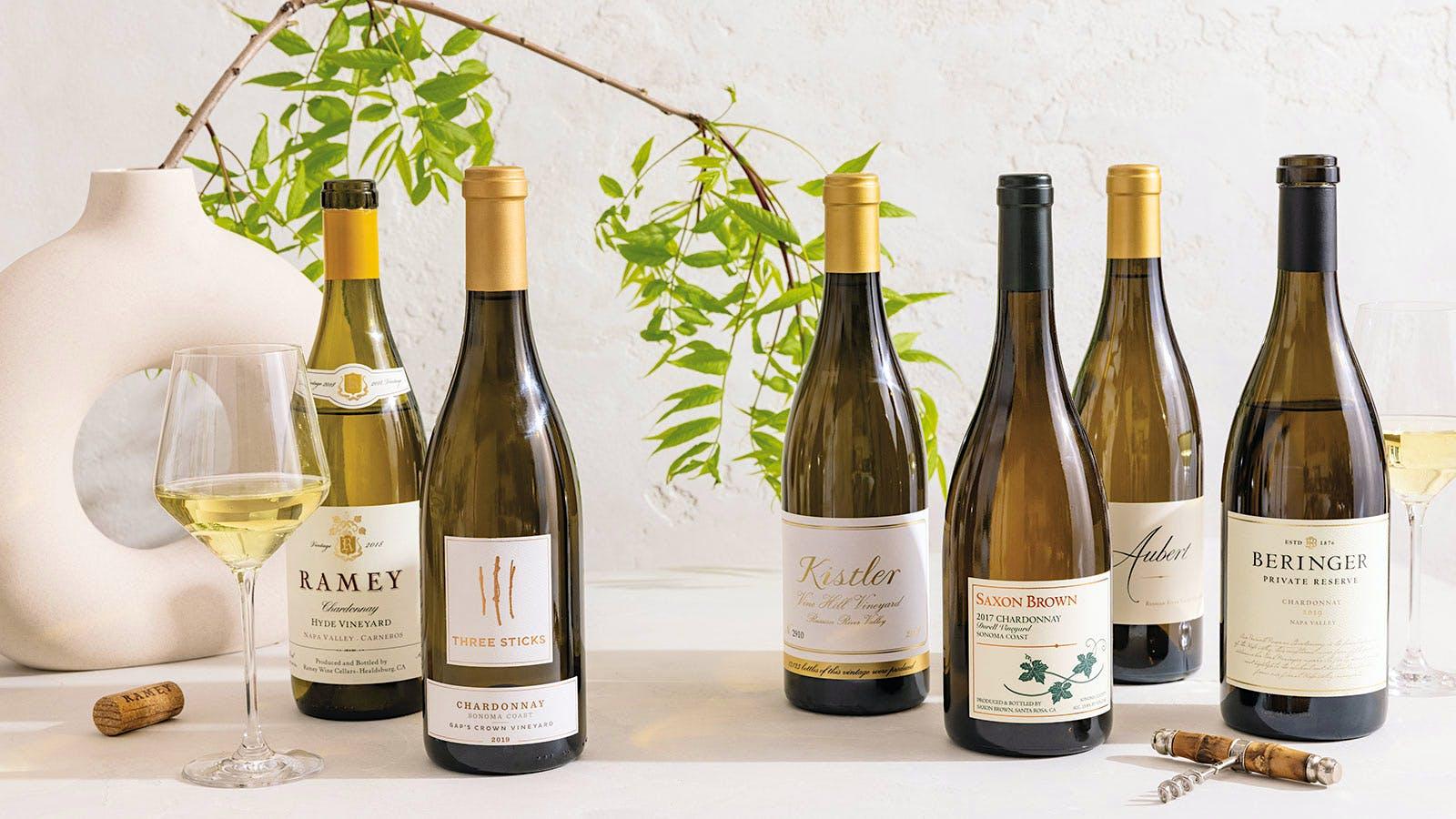 California Chardonnay: Power & Finesse