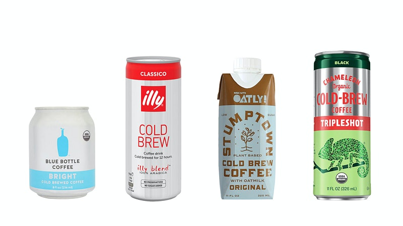 Convenient Coffees to Keep Your Cool