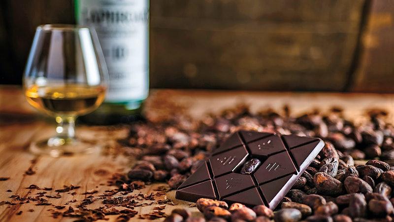 Barrel-Aged Chocolate