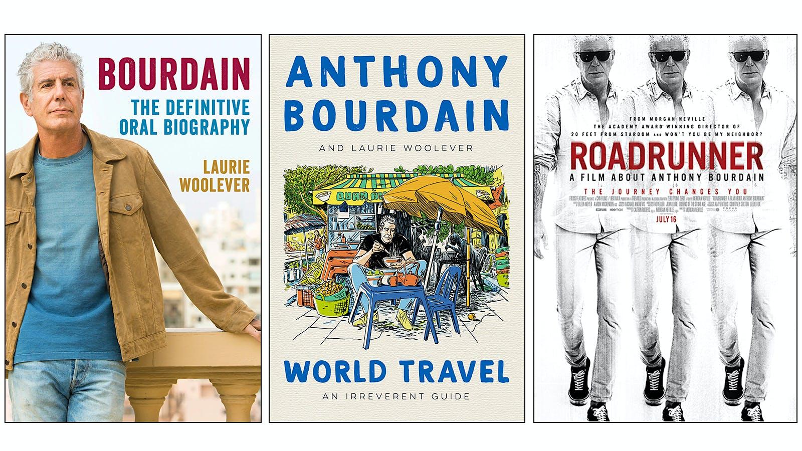 Celebrating Anthony Bourdain
