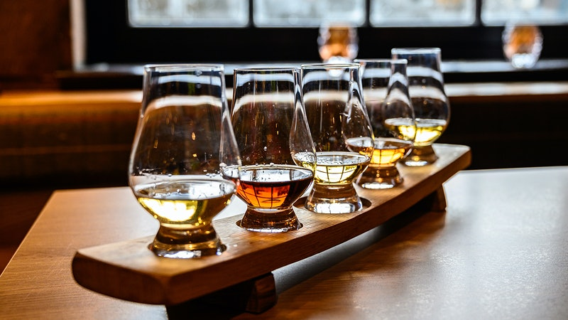 Five Great Whiskies for Wine Lovers