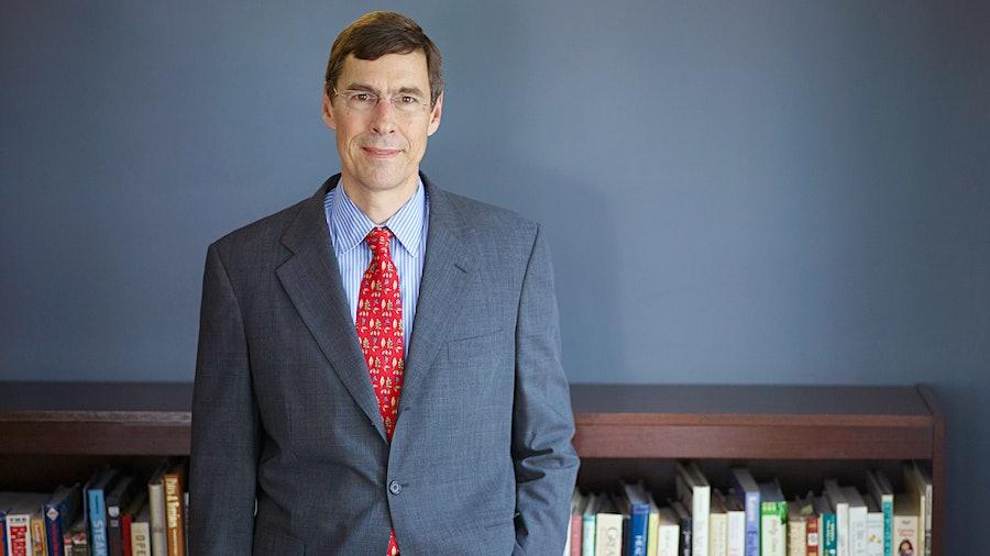 Executive editor Thomas Matthews