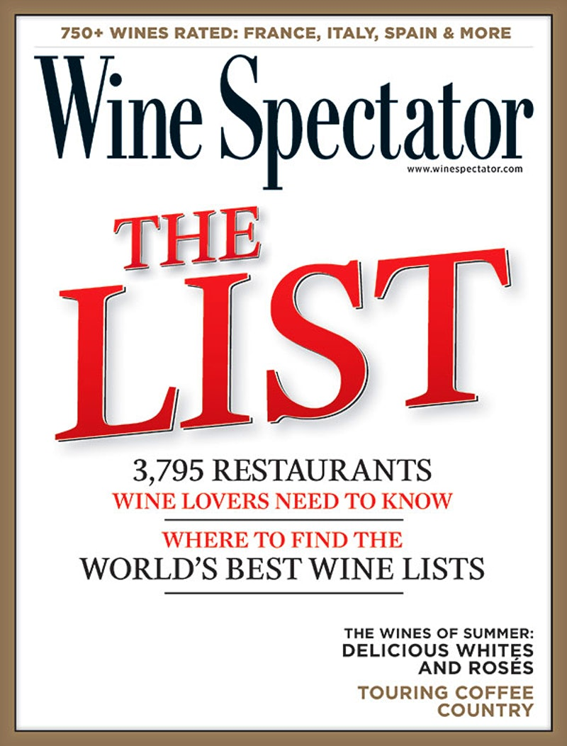World's Best Wine Lists