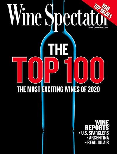 Top 100 Wines of 2020