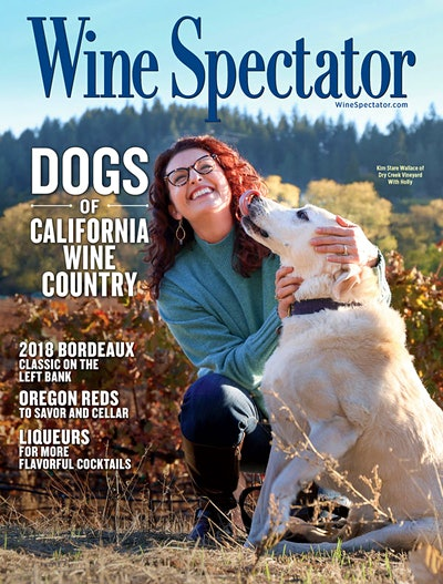 Dogs of California Wine Country