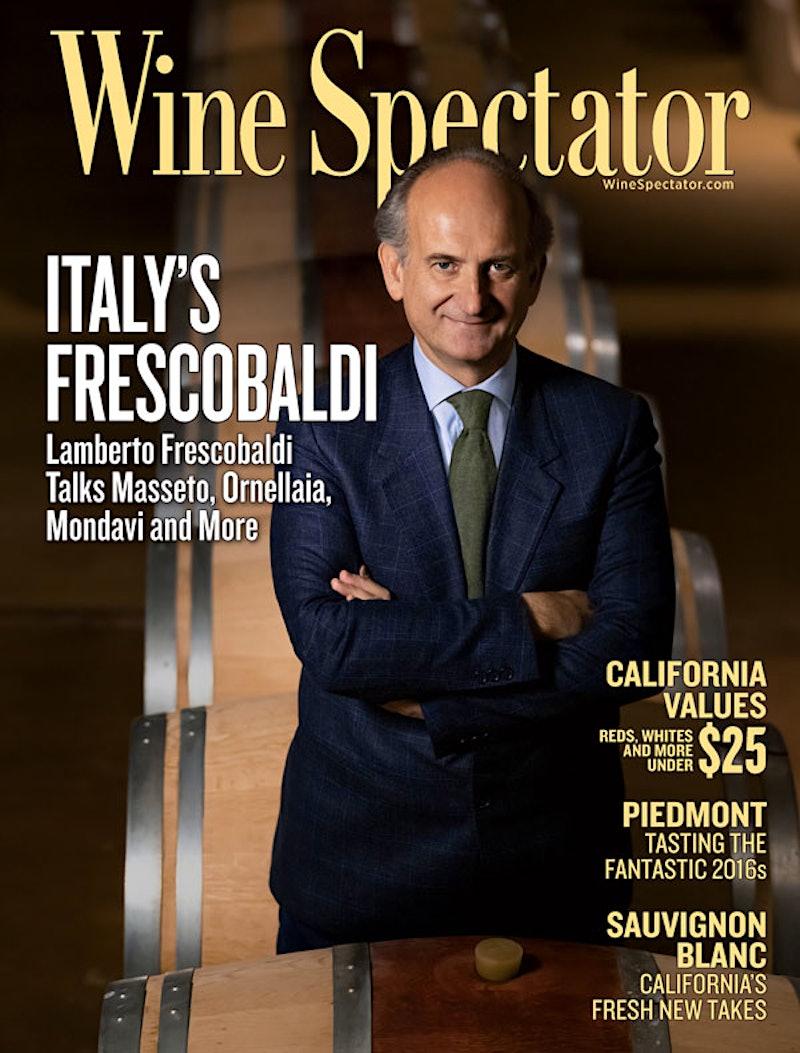 Italy's Frescobaldi