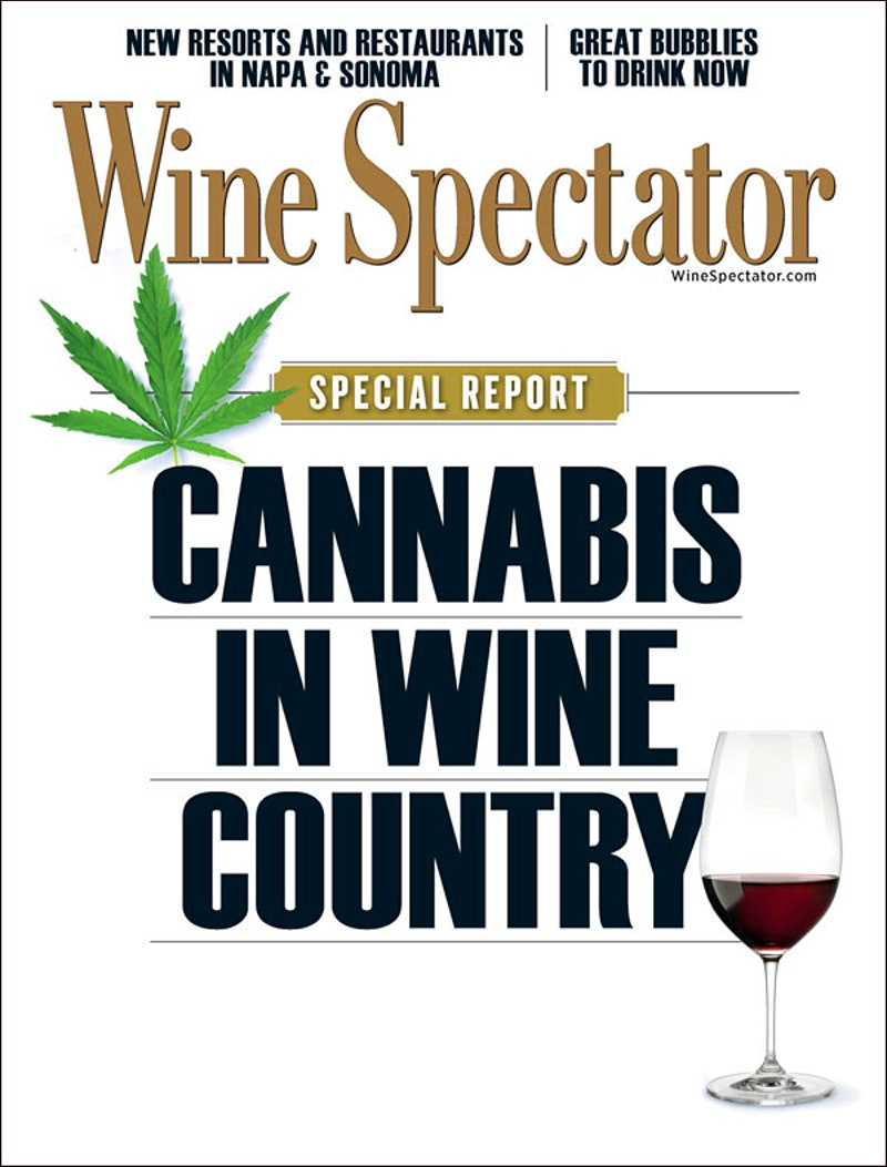 Cannabis in Wine Country