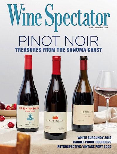 Pinot Noir: Treasures from the Sonoma Coast