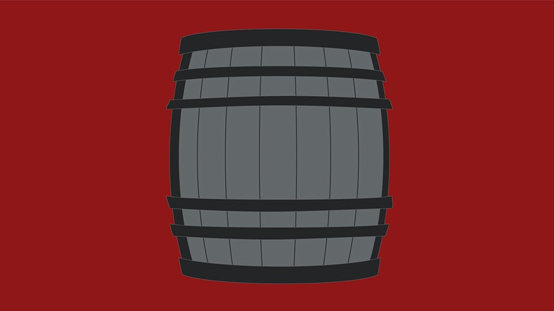 Are all wine barrels toasted?
