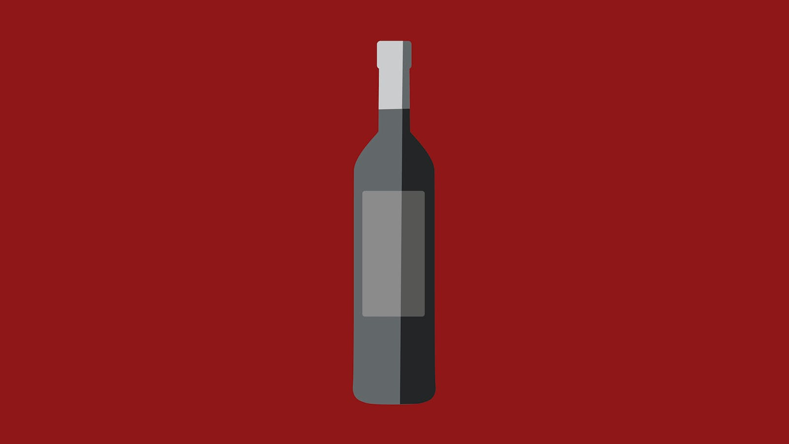 Why isn't there a nutrition label on wine bottles?