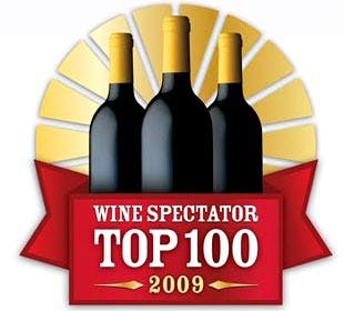 Wine Spectator's Top 100 of 2007