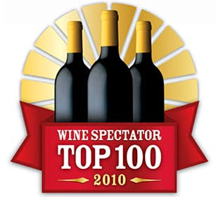 Wine Spectator's Top 100 of 2010