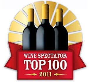 Wine Spectator's Top 100 of 2011